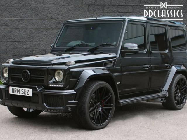 Mercedes Benz G63 Amg 6x6 2014 For Sale Classic Trader