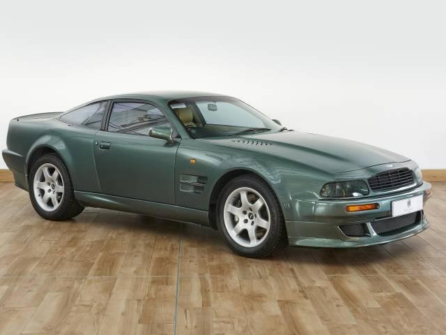 For Sale Aston Martin V8 Vantage V550 1996 Offered For Gbp 179 950