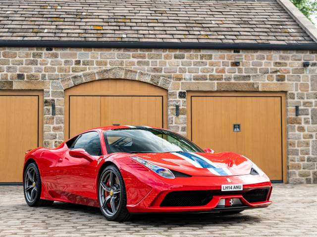 For Sale Ferrari 458 Speciale 2014 Offered For Gbp 239 950