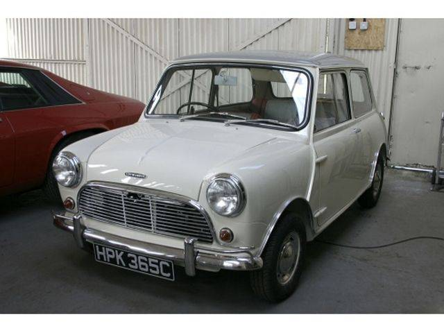 For Sale Austin Mini Cooper 997 1965 Offered For Gbp 32500