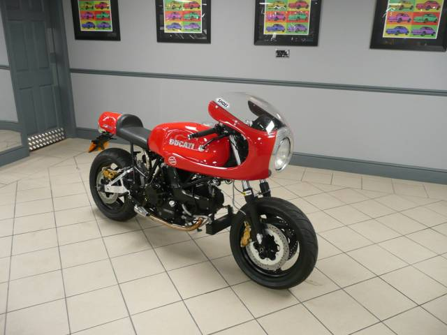 For Sale Ducati 750 Paso 1989 Offered For Gbp 19 995