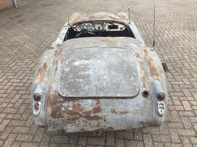 For Sale MG MGA 1600 1961 Offered GBP 4334