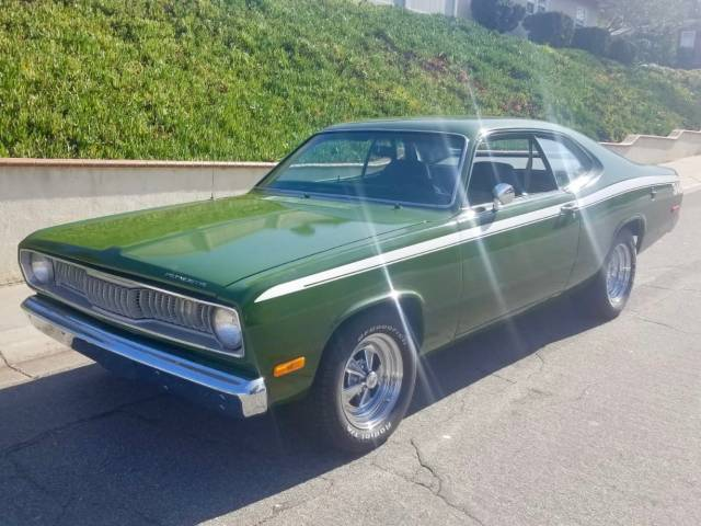 Plymouth Duster - 1972 Plymouth Duster Old Rockets