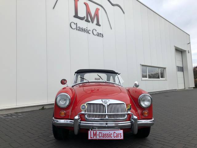 For Sale: MG MGA 1500 (1956) offered for AUD 60,506