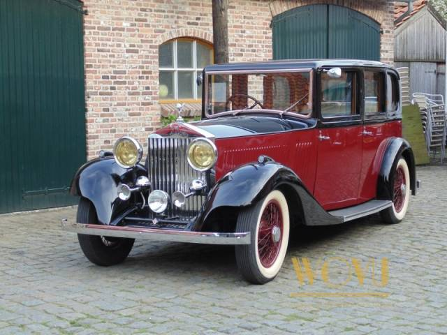 rolls royce 20 25 hp 1935 kaufen classic trader. Black Bedroom Furniture Sets. Home Design Ideas