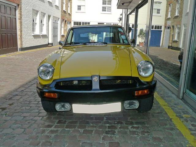 For Sale Mg Mgb Gt 1979 Offered For Gbp 11 750