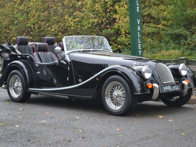 For Sale Morgan Plus 4 2 Seater 2013 Offered For Gbp 41995