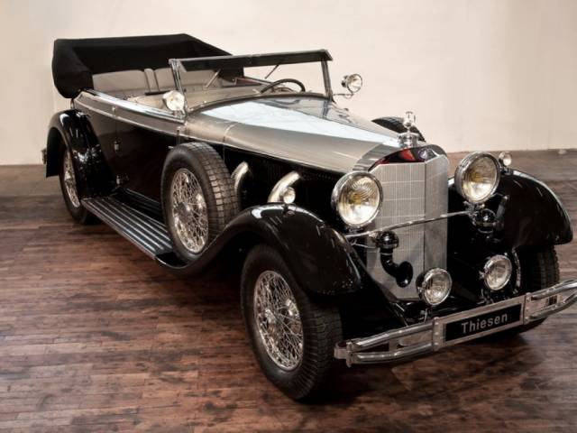 Used mercedes benz 770 of 1931 for Mercedes benz 770