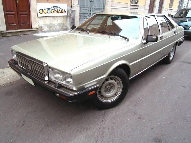 Maserati Quattroporte 4900 (1983) in vendita a 39.900 EUR