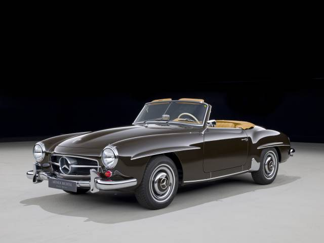 For Sale Mercedes Benz 190 Sl 1956 Offered For Gbp 182 989