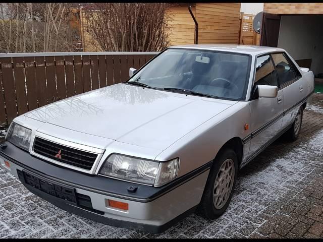 mitsubishi sapporo 2400 (1987) für 6.000 eur kaufen