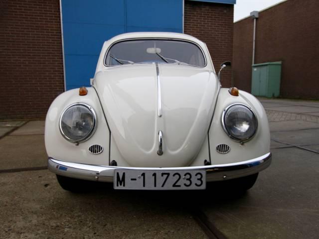 volkswagen coccinelle d 39 occasion de 1954 94 735 km 12. Black Bedroom Furniture Sets. Home Design Ideas