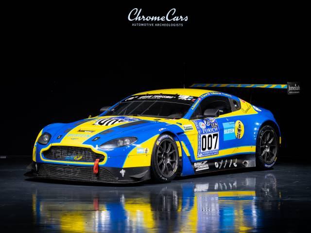 Aston Martin V12 Vantage Gt3 2013 Kaufen Classic Trader