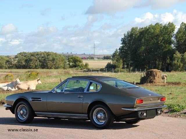 Aston Martin Dbs Vantage 1972 Für Chf 166 050 Kaufen