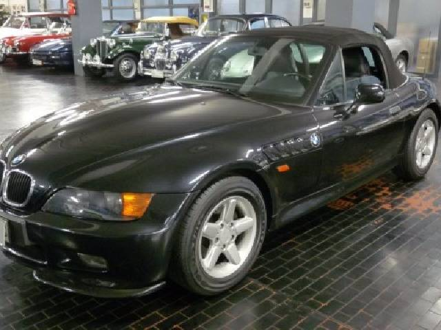 Used Bmw Serie Z Of 1998 126 000 Km At 11 000