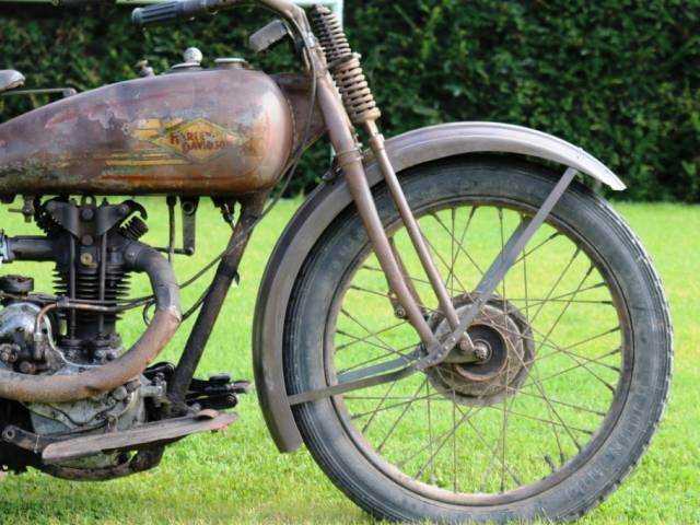 1928 Harley Davidson Peashooter Nz Classic Motorcycles: For Sale: Harley-Davidson 350 BA Peashooter (1928) Offered