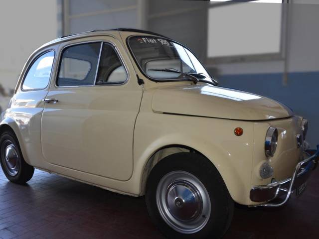 fiat 500 d 39 occasion de 1969 46 313 km 6 000. Black Bedroom Furniture Sets. Home Design Ideas