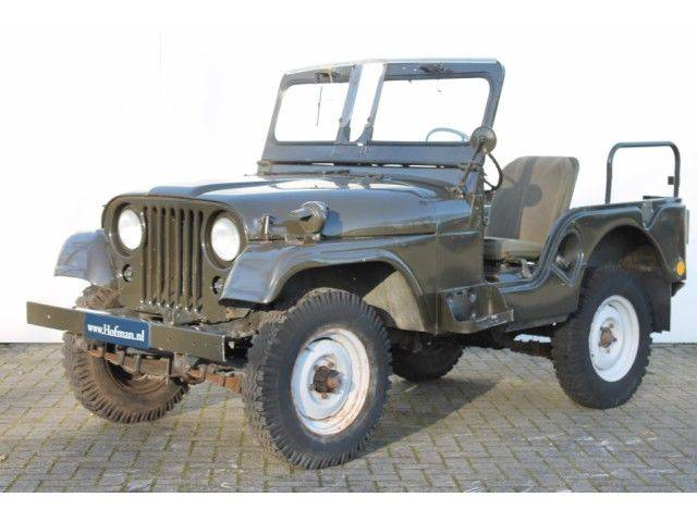 jeep willys overland cj 3a 1954 f r eur kaufen. Black Bedroom Furniture Sets. Home Design Ideas