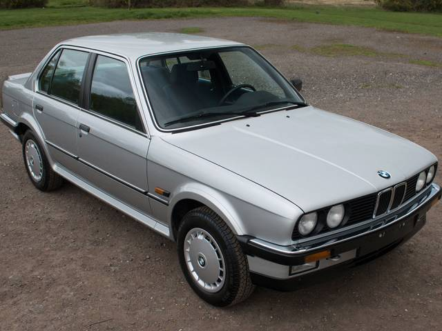 For Sale: BMW 325ix (1986) offered for GBP 48,000