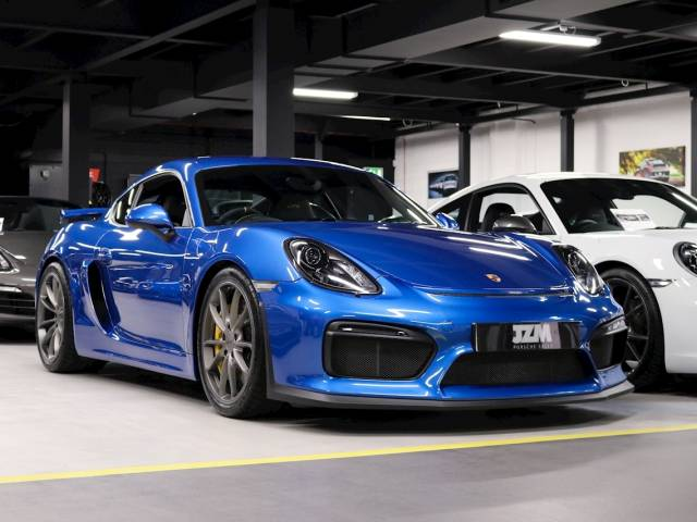 For Sale Porsche Cayman Gt4 Clubsport 2015 Offered For