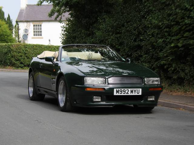 For Sale Aston Martin Virage Volante 1995 Offered For Gbp 139 995