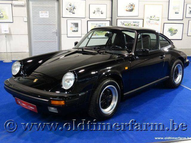 For Sale: Porsche 911 Carrera 3.2 (1986) offered for GBP 57,376