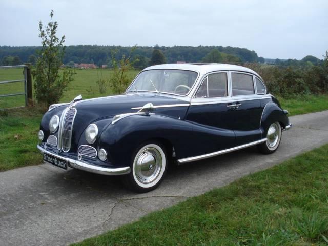 BMW 502 - 3,2 Litre