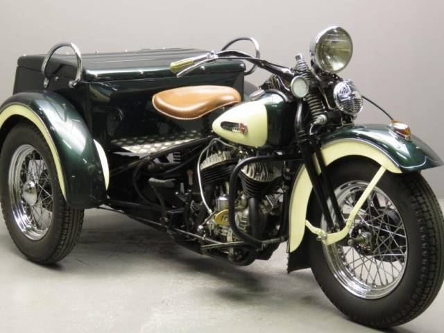 Harley Davidson Servi Car 1947 Fur Chf 22 027 Kaufen