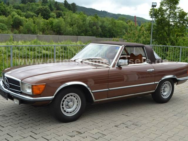 mercedes benz 280 sl 1978 f r eur kaufen. Black Bedroom Furniture Sets. Home Design Ideas