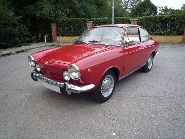 For Sale Fiat 850 Sport Coupe 1971 Offered For Gbp 8 018