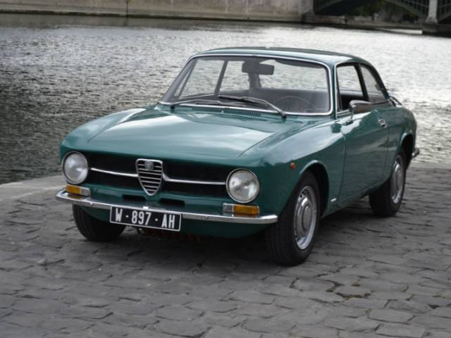 alfa romeo giulia 1300 gt junior 1971 f r eur kaufen. Black Bedroom Furniture Sets. Home Design Ideas