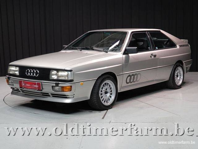 for sale audi 200 2 2 turbo quattro 1987 offered for. Black Bedroom Furniture Sets. Home Design Ideas