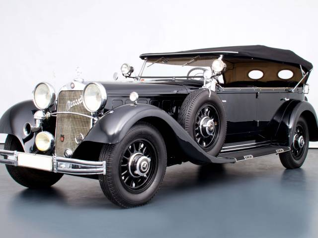 mercedes benz 19 100 ps typ n rburg 500 1934 kaufen. Black Bedroom Furniture Sets. Home Design Ideas