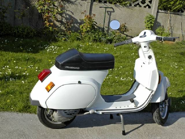 for sale piaggio vespa pk 50 s 1984 offered for aud 4 005. Black Bedroom Furniture Sets. Home Design Ideas