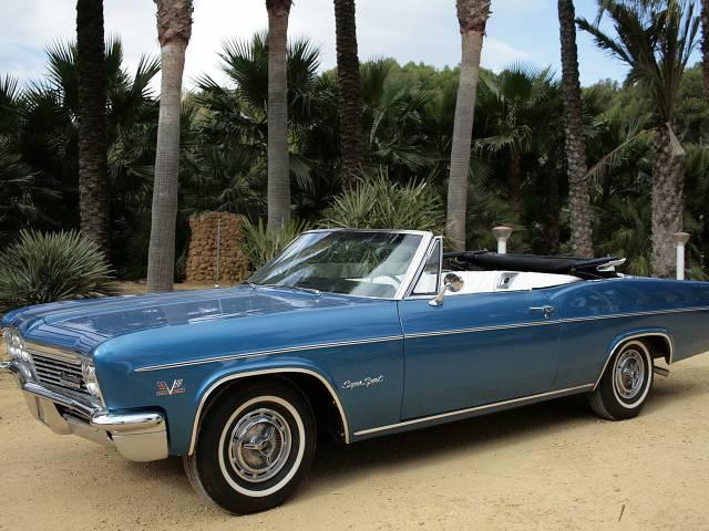 Chevrolet Impala Ss Coupe 1966 Für Eur 58 000 Kaufen