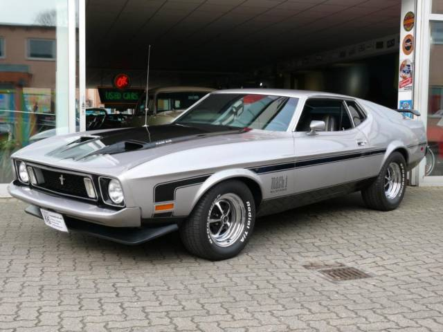 ford mustang mach 1 1972 f r eur kaufen. Black Bedroom Furniture Sets. Home Design Ideas