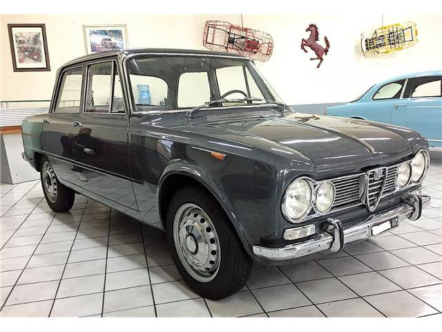 alfa romeo giulia 1600 ti 1964 f r chf 28 39 030 kaufen. Black Bedroom Furniture Sets. Home Design Ideas