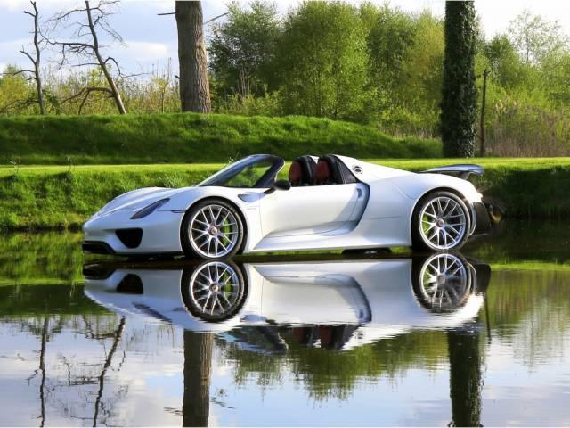 For Sale Porsche 918 Spyder Weissach Package 2015 Offered For