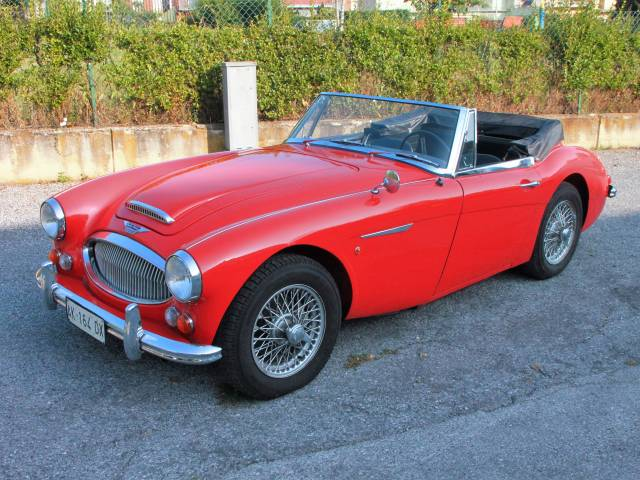 austin healey healey d 39 occasion de 1965 12 700 km 55 000. Black Bedroom Furniture Sets. Home Design Ideas