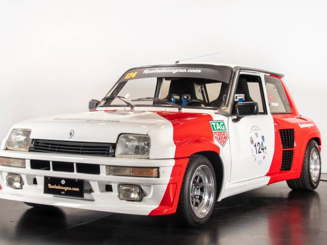 for sale renault r 5 turbo 2 1984 offered for gbp 59 551