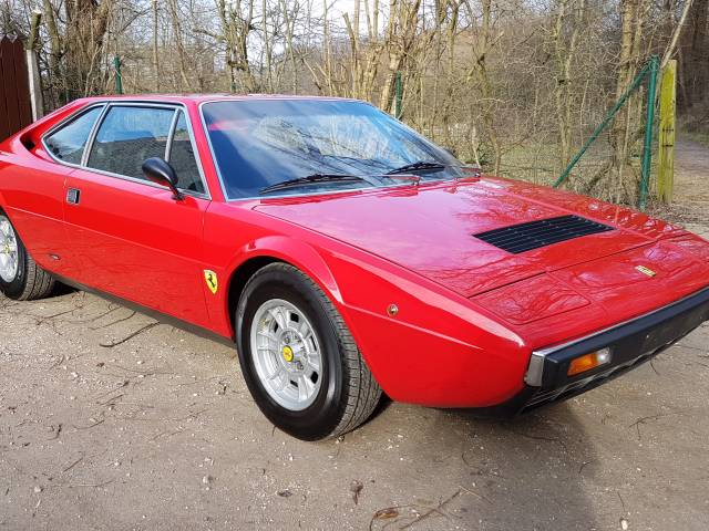 ferrari 308 gt4 1977 kaufen classic trader. Black Bedroom Furniture Sets. Home Design Ideas