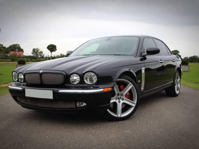 For Sale Jaguar XJR 2006 Offered GBP 19995