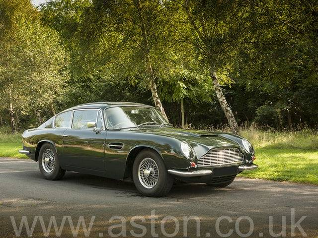 For Sale Aston Martin DB Mk II Offered For GBP - Aston martin 1970 for sale