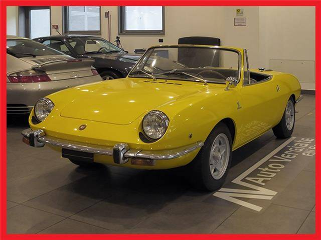 Fiat 850 spider for sale