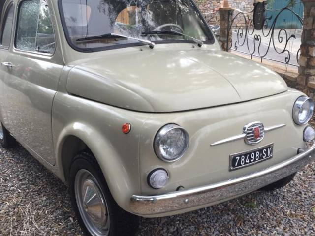 For Sale Fiat 500 F 1967 Offered For Aud 21 566