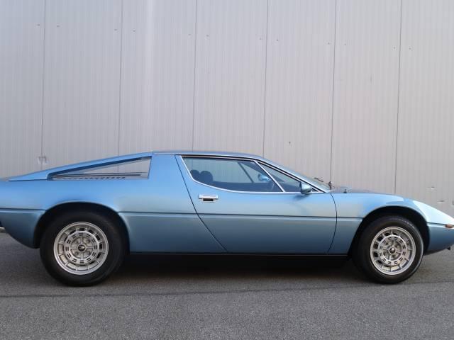 Maserati Merak 2000 GT (1982) für CHF 69'267 kaufen