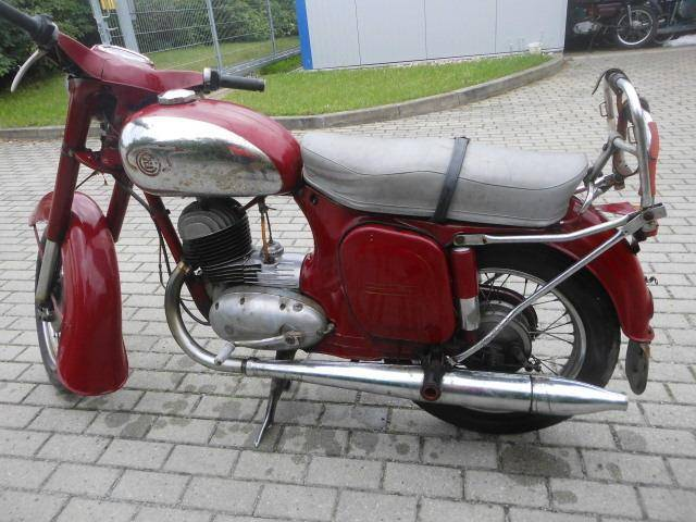 Goede For Sale: Jawa 175 CZ (1964) offered for AUD 2,448 MB-45