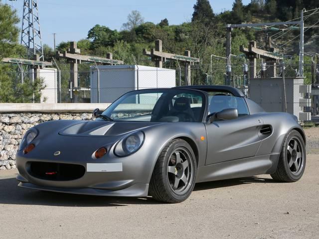 lotus elise d 39 occasion vos annonces de voitures d 39 occasion. Black Bedroom Furniture Sets. Home Design Ideas
