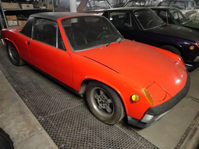 Porsche 914/4 1.7