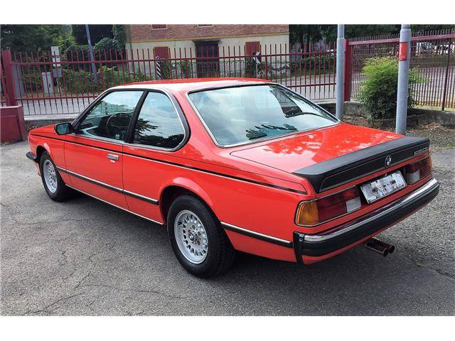 used bmw serie 6 of 1983 97 000 km at 28 000. Black Bedroom Furniture Sets. Home Design Ideas